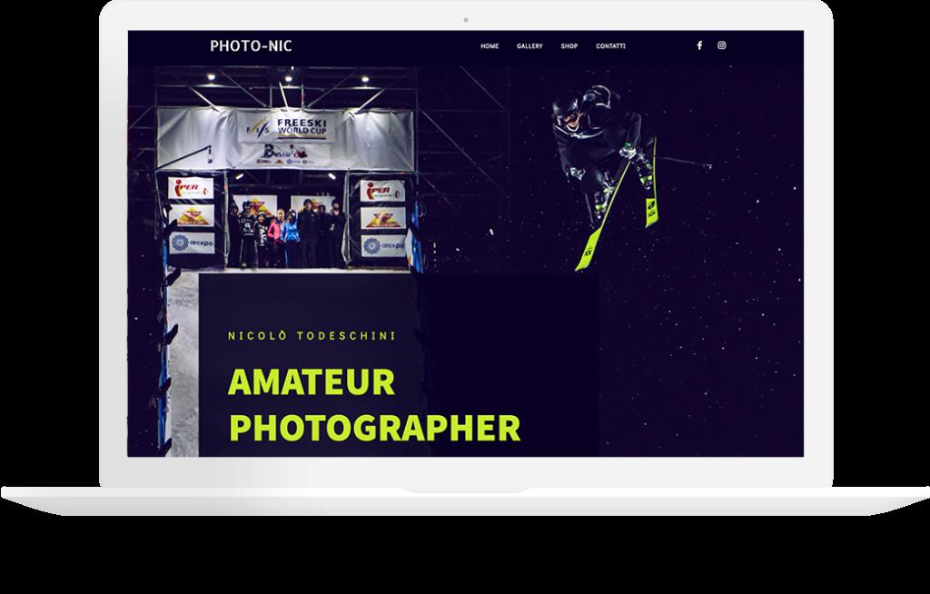 Photo-nic Homepage